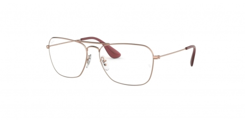 Ray-Ban RX3610V RX 3610V 2943 Copper