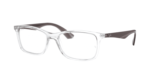 Ray-Ban RX7047 5768 Transparent