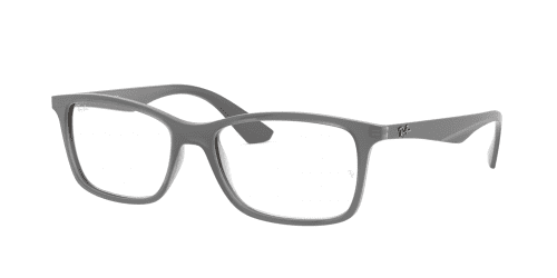 Ray-Ban Ray-Ban RX7047 5482 Matte Transparent Grey