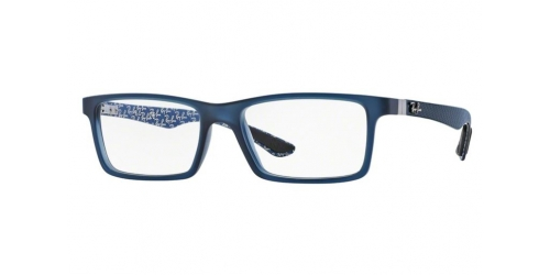 Ray-Ban RX8901 5262 Demi Gloss Blue