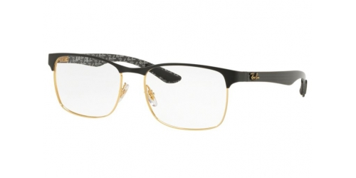 Ray-Ban RX8416 3014 Gold on Top Matte Black