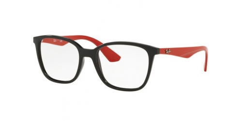Ray-Ban RX7066 2475 Black/Red