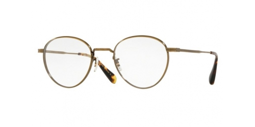 Oliver Peoples WATTS JAPANESE TITANIUM OV1224T OV 1224T 5076 Pewter