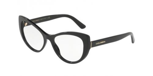 Dolce & Gabbana DG3285 501 Black