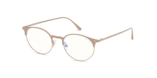 Tom Ford TF5548-B Blue Control TF 5548-B 083 Pink