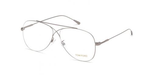 Tom Ford Tom Ford TF5531 014 Shiny Light Ruthenium