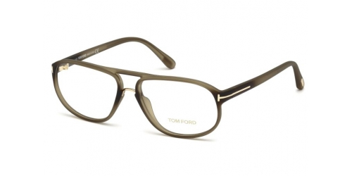 Tom Ford TF5296 046 Matte Light Brown