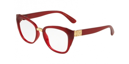 Dolce & Gabbana DG5041 1551 Transparent Bordeaux