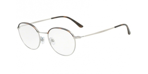 Giorgio Armani AR5070J AR 5070J 3045 Brown Havana/Matte silver