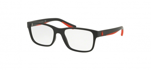 Polo Ralph Lauren PH2195 5732 Matte Black/Red