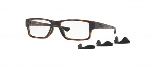 6e2f90656aeb9 Oakley Airdrop MNP OX8121 812104 Polished Brown Tortoise