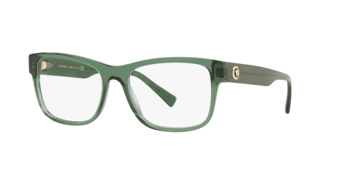 Versace Versace The Clans VE3266 5144 Transparent Green