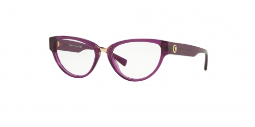 e71cb6f2fbf Versace THE CLANS VE3267 5291 Transparent Violet