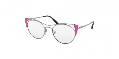 Prada CONCEPTUAL PR58VV PR 58VV 3321O1 Silver/Pink