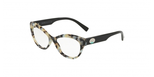 RETURN TO TIFFANY COLOUR SPLASH TF2176 RETURN TO TIFFANY COLOUR SPLASH TF 2176 8213 Beige Havana Spotted Blue