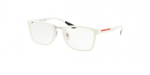 4d86c88aed7 Prada Linea Rossa SPECIAL PROJECT PS06LV ACTIVE PS 06LV TWK1O1 White Rubber