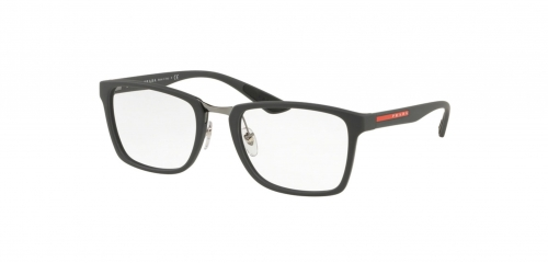 Prada Linea Rossa SPECIAL PROJECT PS06LV ACTIVE PS 06LV UFK1O1 Grey Rubber