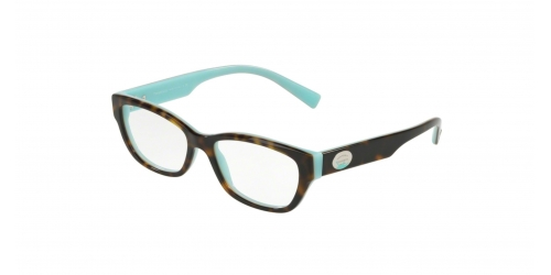 Tiffany RETURN TO TIFFANY COLOR SPLASH TF2172 8134 Havana/Blue
