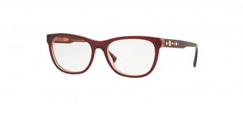 Versace VE3263B VE 3263B 5290 Transparent Red