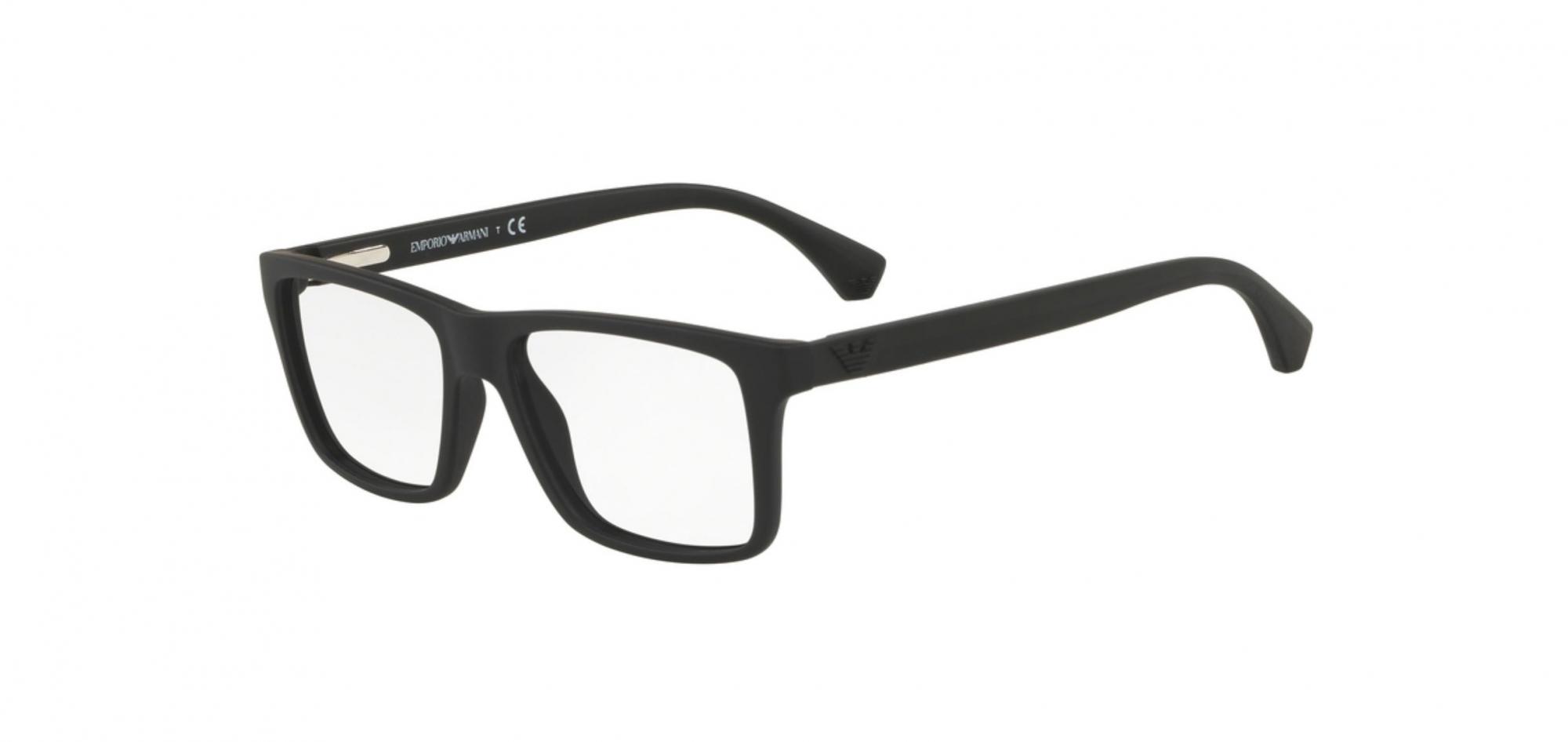 Emporio Armani EA3034 5649 Black Rubber a10e23d45d