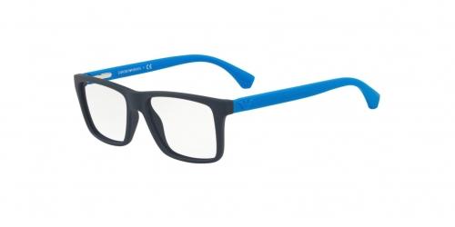 Emporio Armani EA3034 5650 Blue Rubber