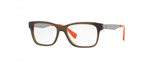 Versace MEDUSA COLOR BLOCK VE3245 5235 Transparent Green/Orange