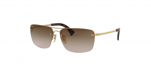 Ray-Ban RB3607 001/13 Gold