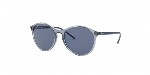 Ray-Ban RB4371 639980 Transparent Blue