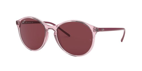 Ray-Ban Ray-Ban RB4371 640075 Transparent Pink