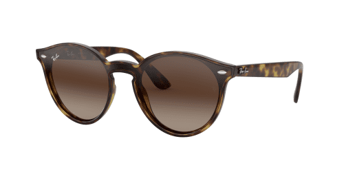Ray-Ban BLAZE RB4380N RB 4380N 710/13 Light Havana