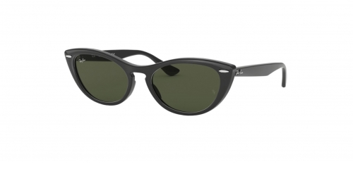 Ray-Ban NINA RB4314N RB 4314N 601/31 Black