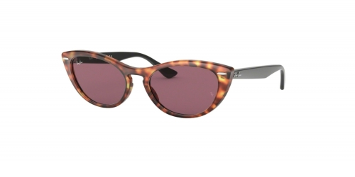 Ray-Ban NINA RB4314N RB 4314N 1249U0 Havana Red