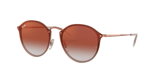 Ray-Ban Ray-Ban BLAZE ROUND RB3574N RB 3574N 9035V0 Copper