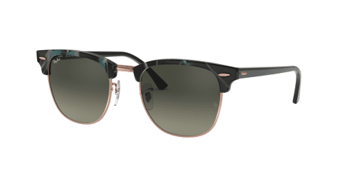 Ray-Ban Ray-Ban Clubmaster RB3016 125571 Spotted Grey Green