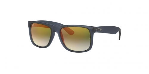 Ray-Ban RB4165 Justin 6341T0 Transparent Blue