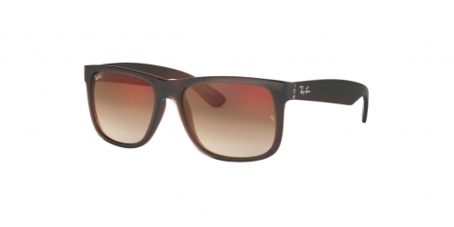 Ray-Ban RB4165 Justin 714/S0 Brown