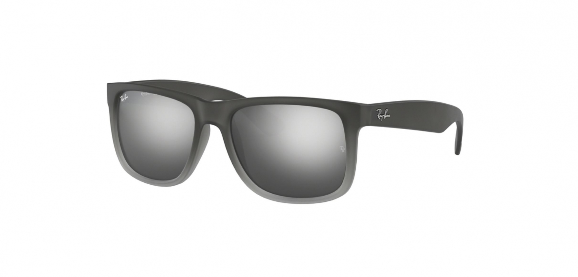 Ray Ban Rb4165 Justin Rb 4165 Justin 852 88 Rubber Grey