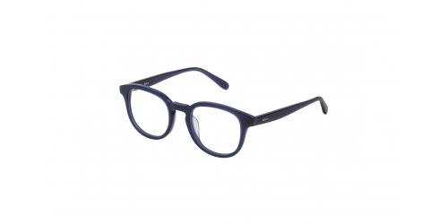 Mulberry VML013 VML 013 03GR Shiny Opaline Blue