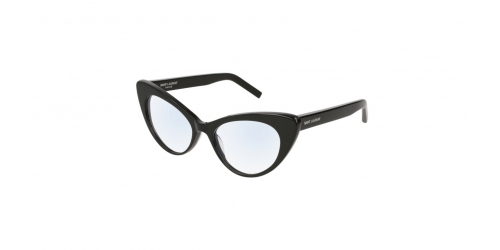 Saint Laurent NEW WAVE SL217 001 Black