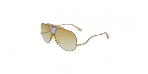Chloe Chloe WILLIS CE154S CE 154S 821 Gold/Yellow