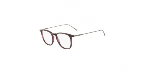 Lacoste L2828 L 2828 604 Striped Burgundy/Grey
