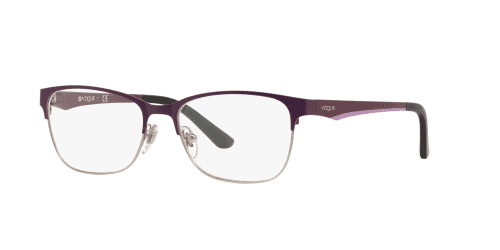 Vogue Vogue VO3940 965S Brushed Plum/Silver