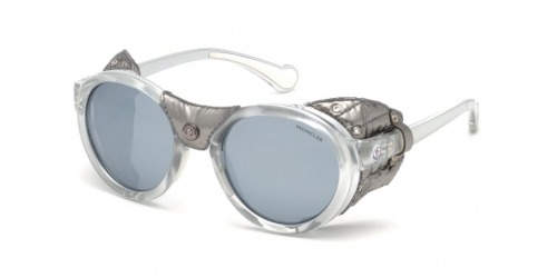 Moncler Moncler ML0046 20D Grey/Smoke Polarized