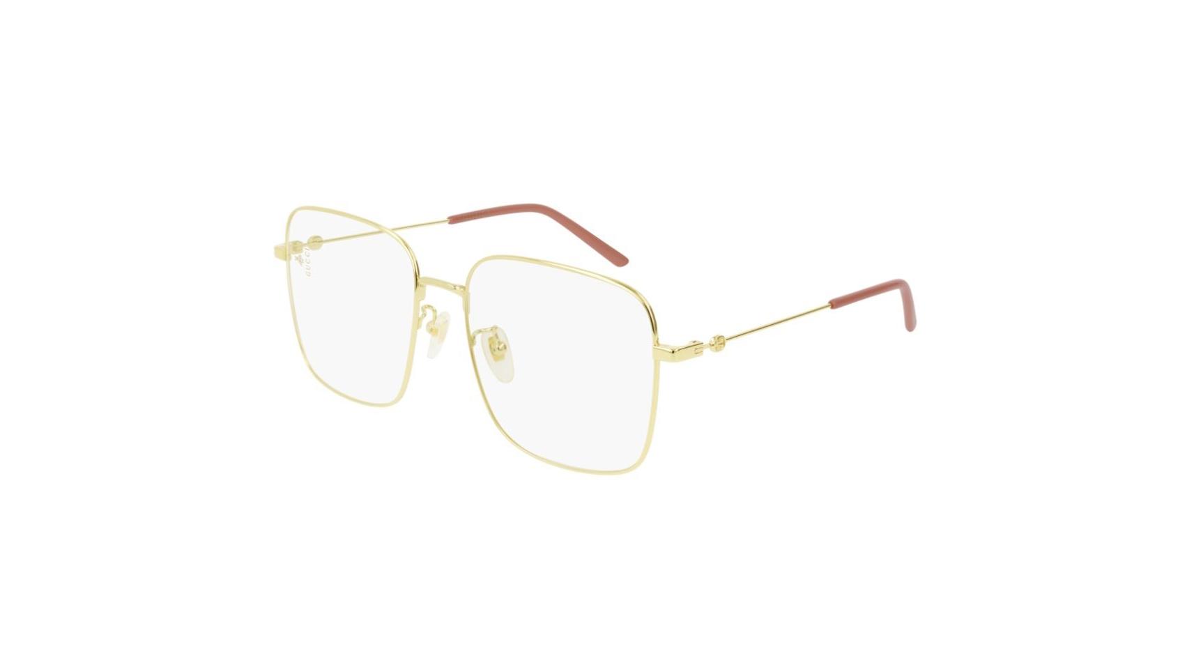 4889549f5e Gucci GUCCI LOGO GG0445O GUCCI LOGO GG 0445O 001 Gold