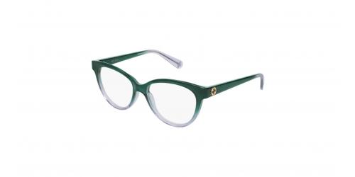 Gucci GUCCI LOGO GG0373O GG 0373O 004 Green