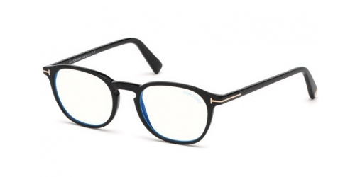 Tom Ford Tom Ford TF5583-B Blue Control TF 5583-B 001 Black