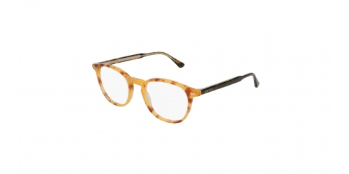 Gucci OPULENT LUXURY GG0187O GG 0187O 007 Light Havana