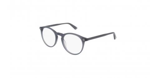 Gucci SENSUAL ROMANTIC GG0121O GG 0121O 005 Grey