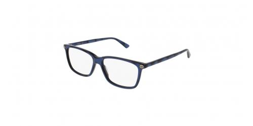 Gucci SENSUAL ROMANTIC GG0094O GG 0094O 005 Blue