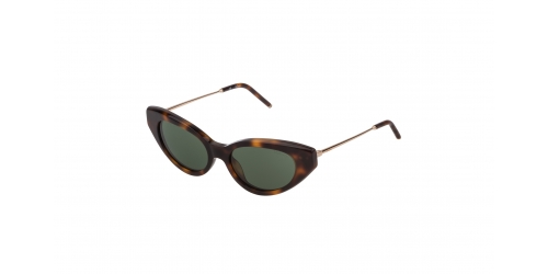 Mulberry SML005 SML 005 09AJ Shiny Brown Havana